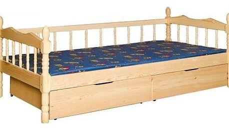 Artbed Dětská postel NATAŠA