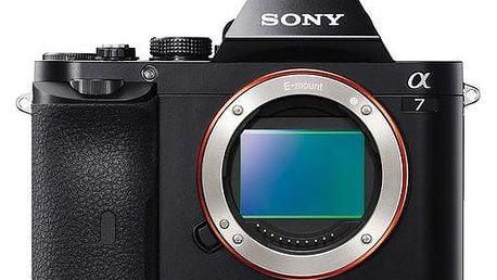 Sony Alpha 7, tělo - ILCE7B.CE