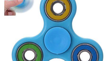 Barevný fidget spinner