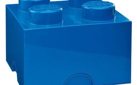 Modrá úložná kostka LEGO®