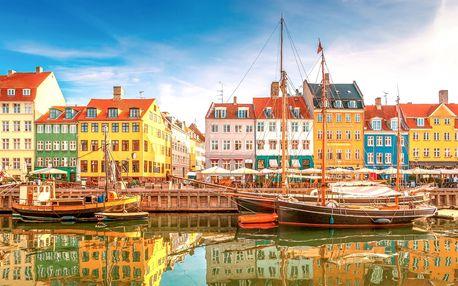 Německo, Dánsko, Švédsko: 3 noci vč. snídaně