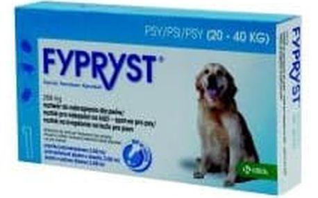 Fypryst Dogs 1 x 2.68 ml spot-on pro psy (20-40 kg)