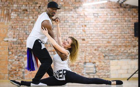Intezivní taneční workshop Ghetto Zouk a Kizomba