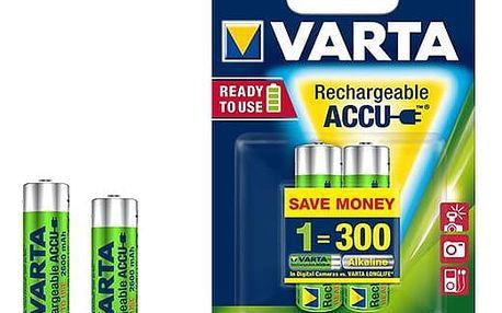 """VARTA Nabíjecí baterie, AA (tužková), 4x2500 mAh, přednabité, """"Professional Accu"""""""