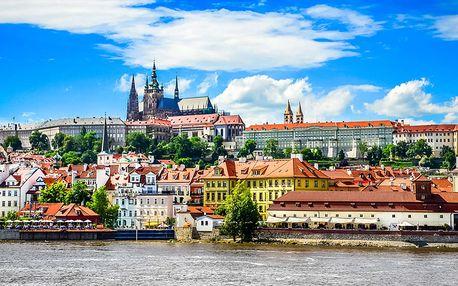 Praha v hotelu Tristar*** nebo Congress****