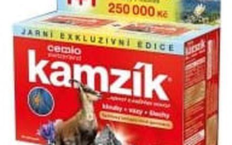 CEMIO Kamzík 60+30 kapslí jarní edice 2017
