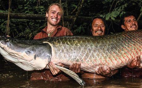 Přednáška Jakuba Vágnera: expedice do Amazonie