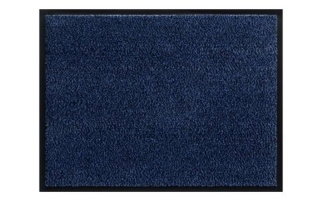 Vopi Vnitřní rohožka Mars modrá 549/010, 40 x 60 cm