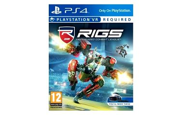 Hra Sony PlayStation VR RIGS Mechanized Combat League (PS4) (PS719860952 )