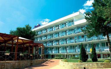 Bulharsko - Albena na 8 až 11 dní, all inclusive s dopravou vlastní