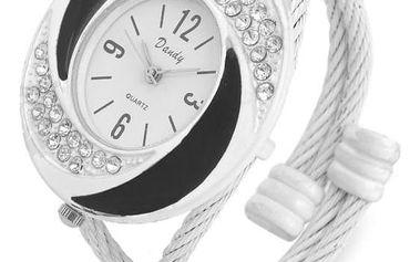 Dámské náramkové hodinky v originálním designu - dodání do 2 dnů