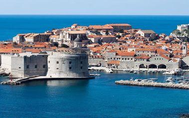 2 noci v Chorvatsku s výlety vč. hotelu a stravy