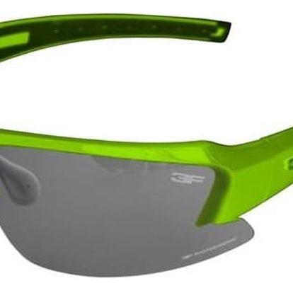 Sluneční brýle 3F Vision Volcanic II. 1473, 18 cm zelené + Doprava zdarma