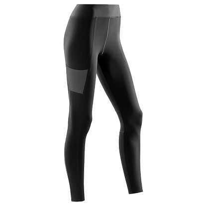 CEP Sportovní kalhoty performance dámské černá III