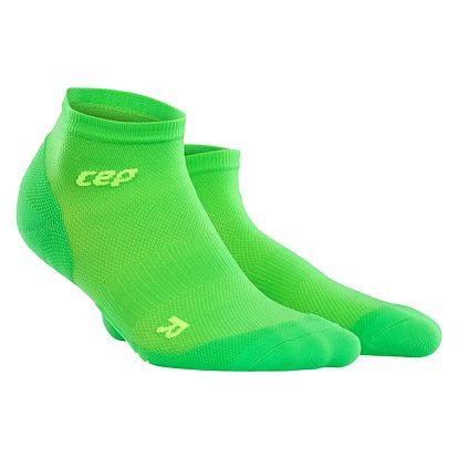 CEP Kotníkové ponožky ultralight pánské viper / zelená IV