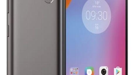 Mobilní telefon Lenovo K6 Note Dual SIM (PA570070CZ) šedý