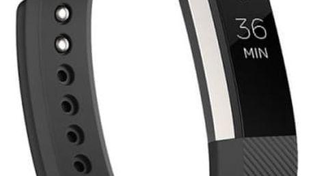 Fitness náramek Fitbit Alta large (FB406BKL-EU) černý