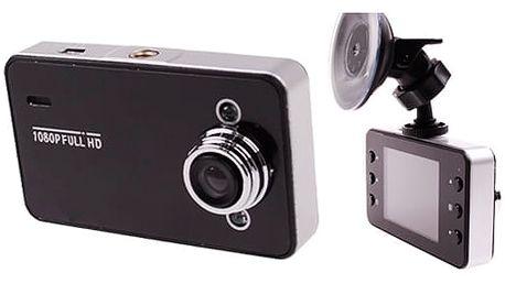 Black Box - kamera do auta
