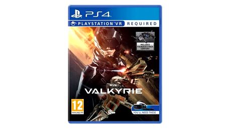 Hra Sony PlayStation VR Eve Valkyrie (PS4) (PS719866657 )