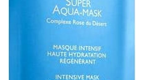 Guerlain Super Aqua Mask 6ks 1 ks pleťová maska W