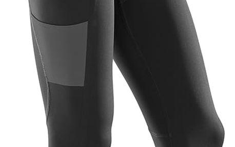 CEP 3/4 sportovní kalhoty performance pánské černá II