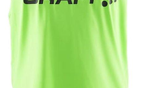 Craft Nátělník Precise zelená L
