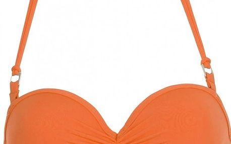 Horní díl plavek Change Lingerie, oranžový