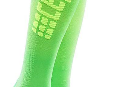 CEP Běžecké podkolenky ultralight dámské viper / zelená III