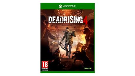 Hra Microsoft Xbox One Dead Rising 4 (MSOS13010)