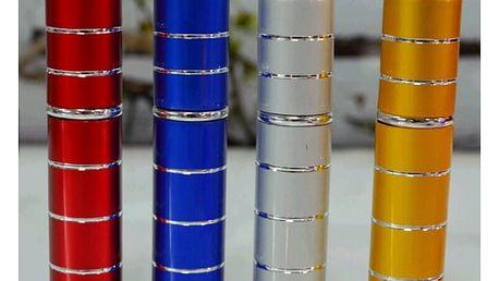 Mini flakónek na parfém - červená - dodání do 2 dnů
