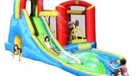 Skákací atrakce vodní zábavný aqua park + doprava zdarma