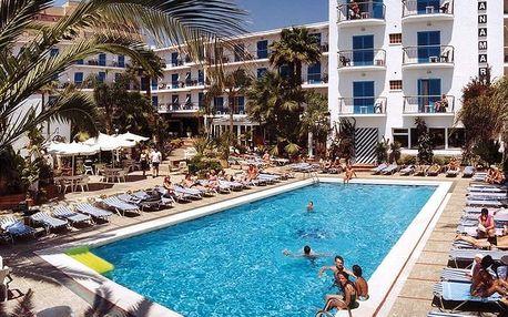 Španělsko - Costa Brava na 8 až 11 dní, plná penze, polopenze nebo snídaně s dopravou vlastní