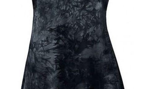 Dlouhé dámské triko s krátkými rukávy - 6 barev