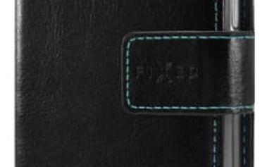 Pouzdro na mobil flipové FIXED pro Huawei P8 Lite (FIXOP-043-BK) černé