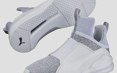 Boty Puma Fierce Knit 38 Bílá + DOPRAVA ZDARMA