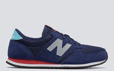Boty New Balance U420NST 45 Modrá + DOPRAVA ZDARMA