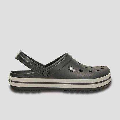 Sandále Crocs Crocband 45-46 Bílá + DOPRAVA ZDARMA