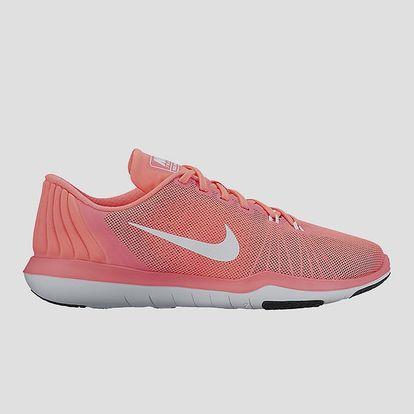 Boty Nike WMNS FLEX SUPREME TR 5 41 Červená + DOPRAVA ZDARMA