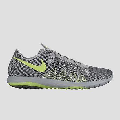 Boty Nike FLEX FURY 2 43 Šedá + DOPRAVA ZDARMA