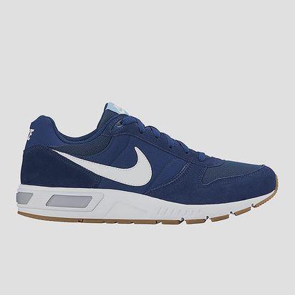 Boty Nike NIGHTGAZER 45,5 Modrá + DOPRAVA ZDARMA