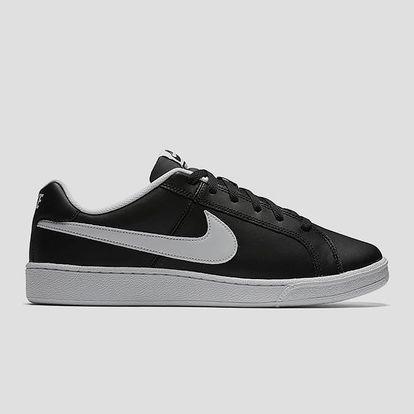 Boty Nike COURT ROYALE 43 Černá + DOPRAVA ZDARMA