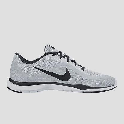 Boty Nike WMNS FLEX TRAINER 6 40,5 Bílá + DOPRAVA ZDARMA