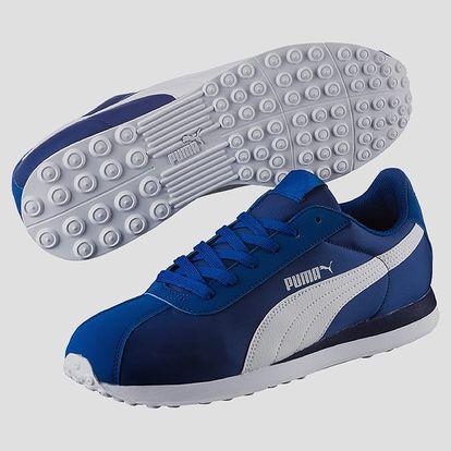 Boty Puma Turin NL 36 Modrá + DOPRAVA ZDARMA