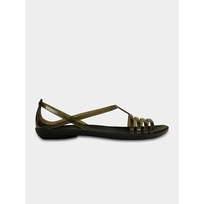 Sandále Crocs Isabella Sandal W 39-40 Černá + DOPRAVA ZDARMA