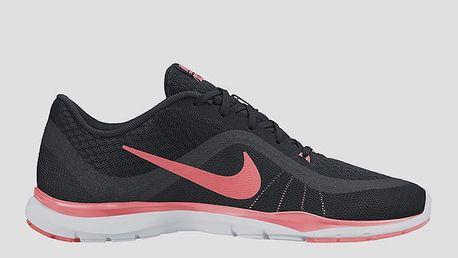 Boty Nike WMNS FLEX TRAINER 6 40,5 Černá + DOPRAVA ZDARMA