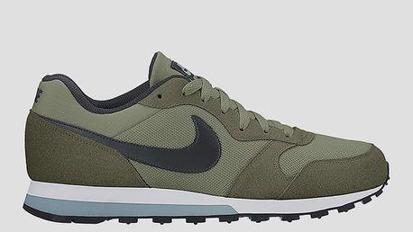 Boty Nike MD RUNNER 2 45,5 Zelená + DOPRAVA ZDARMA