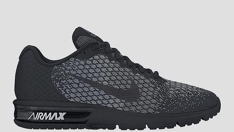 Boty Nike WMNS AIR MAX SEQUENT 2 40,5 Černá + DOPRAVA ZDARMA