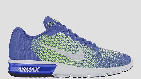 Boty Nike WMNS AIR MAX SEQUENT 2 40,5 Modrá + DOPRAVA ZDARMA