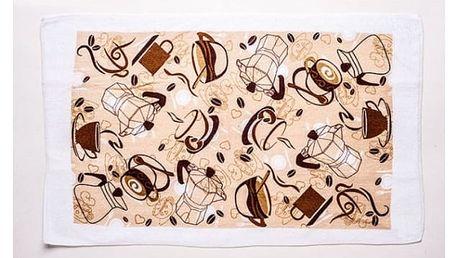 Kuchyňské ručníky COFFEE!