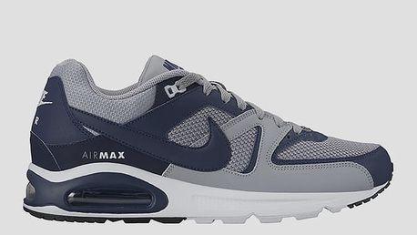 Boty Nike AIR MAX COMMAND 47,5 Šedá + DOPRAVA ZDARMA